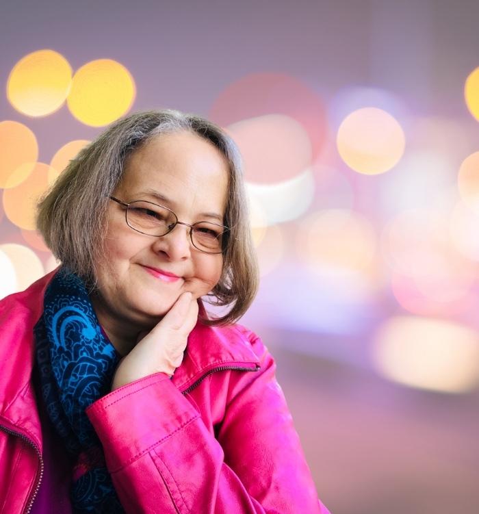 Porträt von Anne-Kerstin Busch